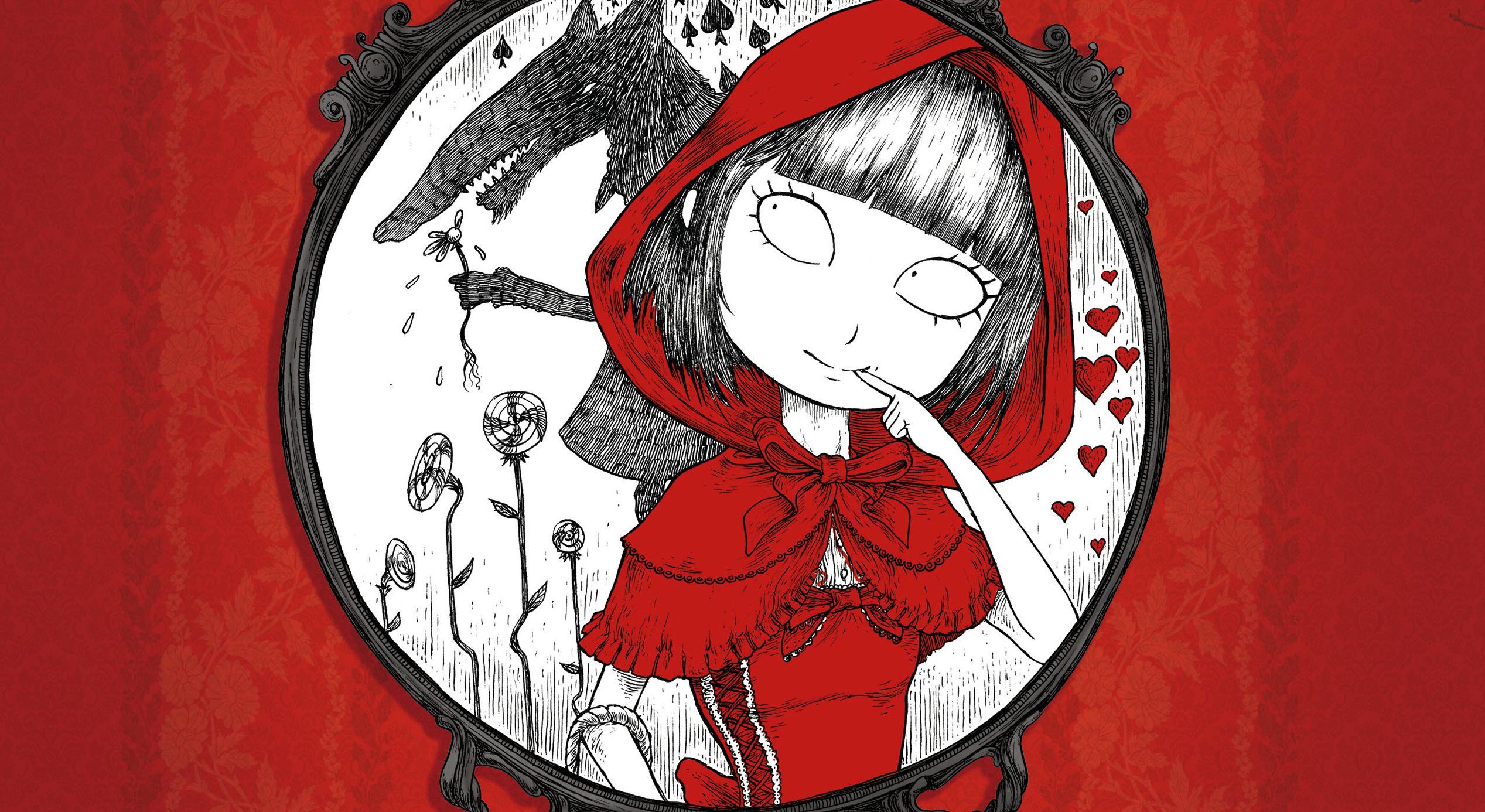 Nombre Caperucita Roja Version Porno caperucita roja. versión del lobo enamorado.