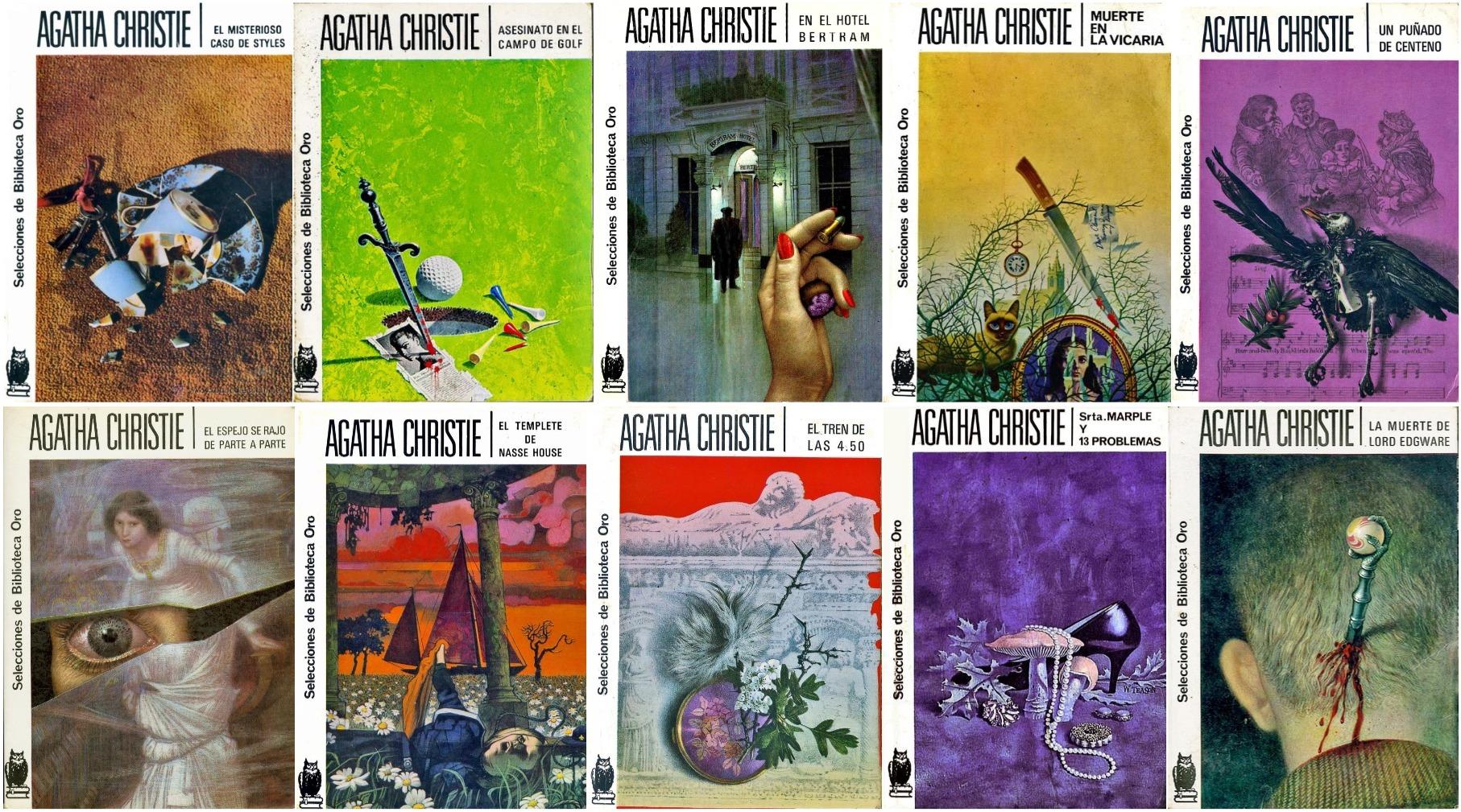 Un Misterio Vigente: Agatha Christie, Reina Del Misterio