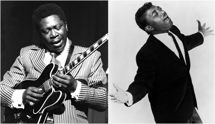 Percy-Sledge y BBKing