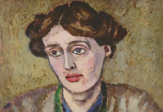 Virginia Woolf, por Roger Fly