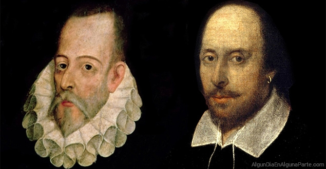 Cervantes- Shakespeare