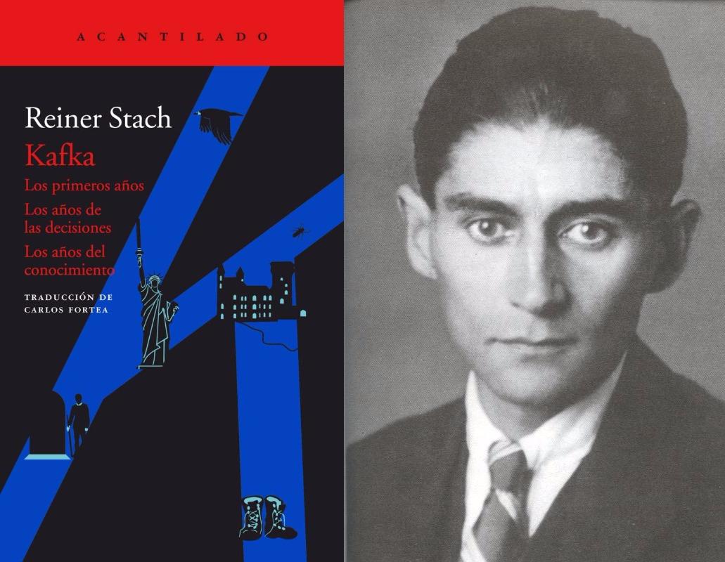 No hay premios literarios para Kafka.