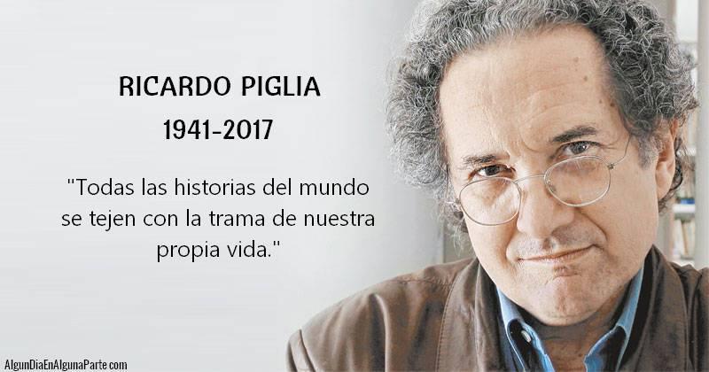 In Memoriam: Ricardo Piglia.
