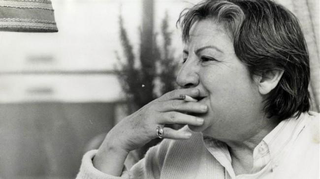 Nota biográfica. Gloria Fuertes.